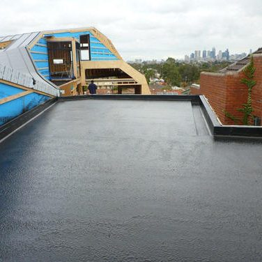 roof heat proofing