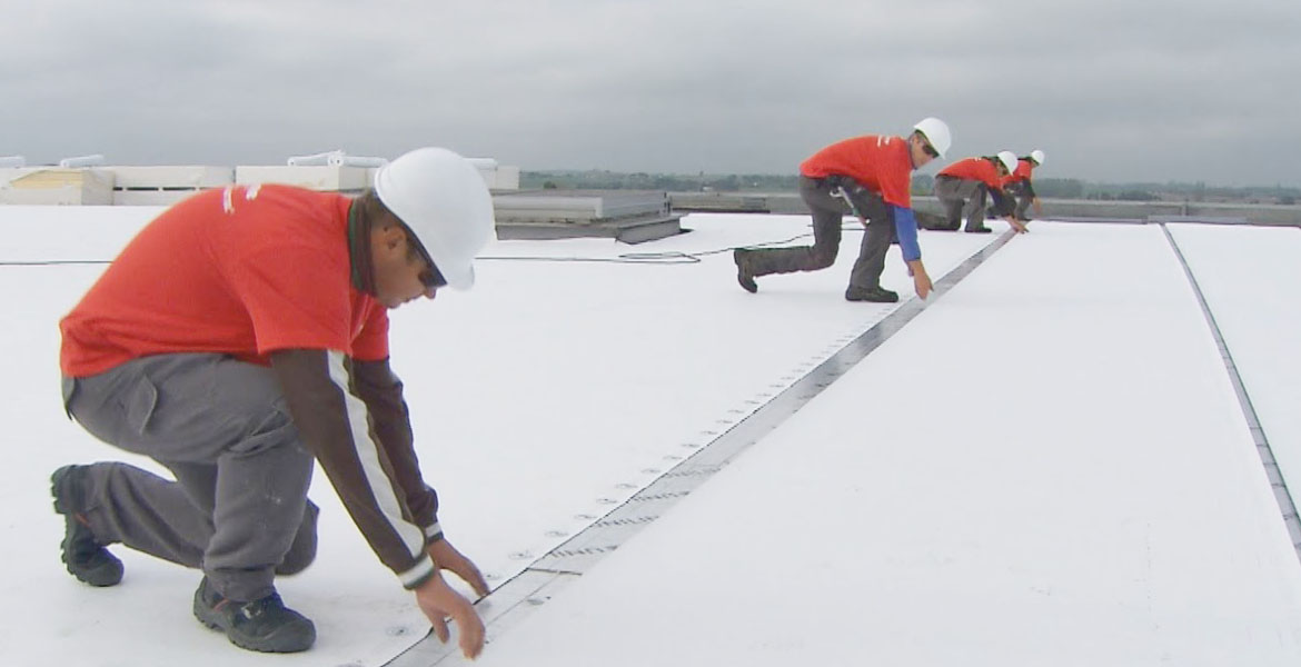 roof heat proofing services
