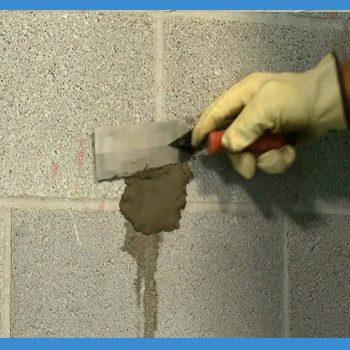 wall leakage seepage